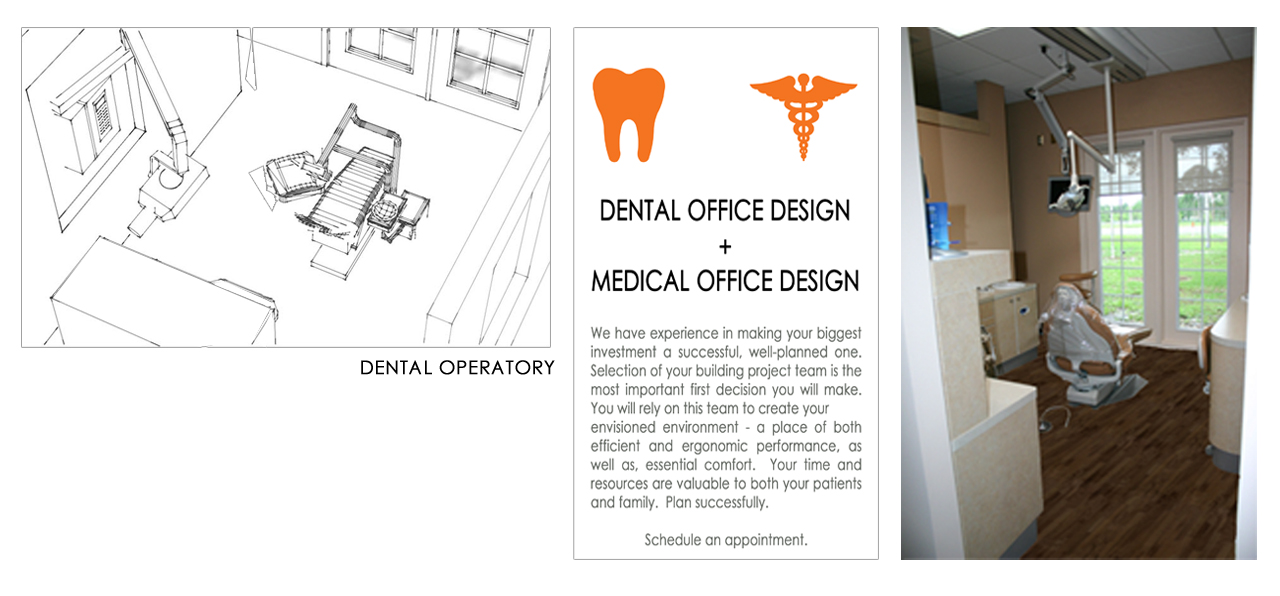 dental office design patrick a sullivan architect llc