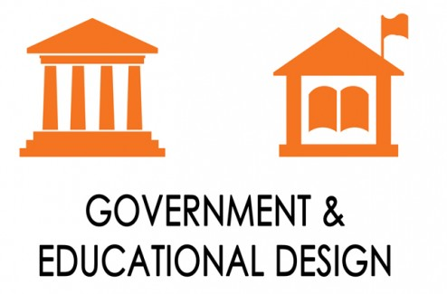 government and educational design